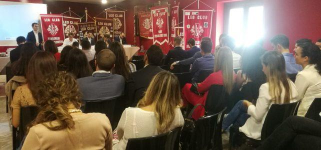 Il Leo Club Lamezia Valle del Savuto ha ospitato il Primo Interclub dell'Area Sud