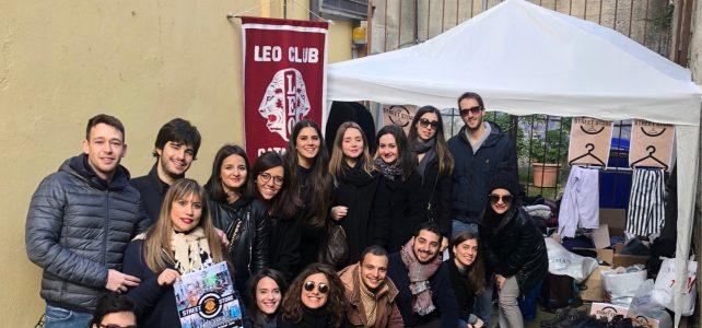 Il Leo Club Catanzaro Host dona un Natale più caldo alle persone in difficoltà